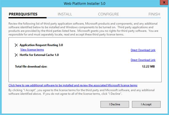 Skype4B ARR Proxy Steps
