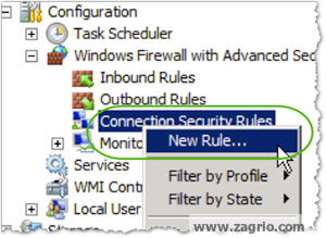How to Secure Windows Traffic with IPsec